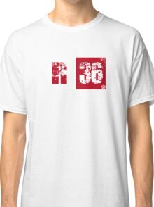 R36 (red) Classic T-Shirt