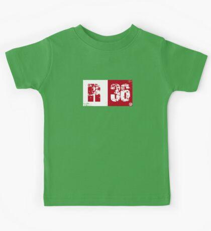 R36 (red) Kids Tee