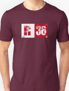 R36 (red) Unisex T-Shirt
