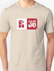 R36 (red) Unisex T-Shirt