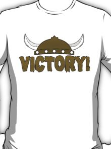 Viking Quest Victory T-Shirt