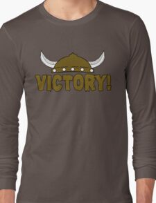 Viking Quest Victory Long Sleeve T-Shirt