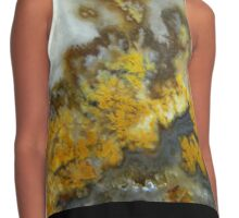 Dragon Fire Plume Agate Contrast Tank