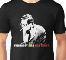 Bill Evans - Everybody Digs Bill Evans Unisex T-Shirt