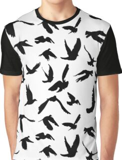 Doves and pigeons  Graphic T-Shirt