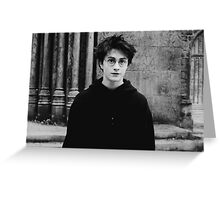 Harry Potter and The Prisoner of Azkaban film still Greeting Card