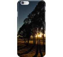 Minus 4 Degree C Early Morning Excursion (4) iPhone Case/Skin