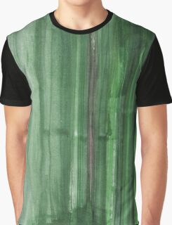 Abstract Watercolor Texture stroke  Graphic T-Shirt