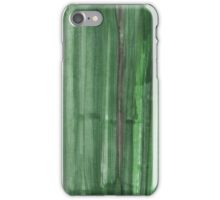 Abstract Watercolor Texture stroke  iPhone Case/Skin