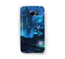Fantasy City Samsung Galaxy Case/Skin