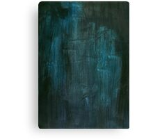 Abstract Watercolor Grunge Texture iPhone Cover Canvas Print