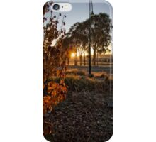 Minus 4 Degree C Early Morning Excursion (5) iPhone Case/Skin