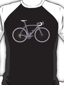 Bike Grey (Big) T-Shirt
