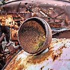Rusting headlight by shaynetwright