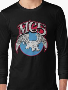 White Panther Long Sleeve T-Shirt