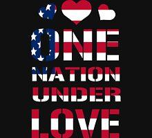One Nation Under Love Unisex T-Shirt