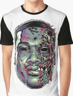 Meek Mill Zombie Graphic T-Shirt