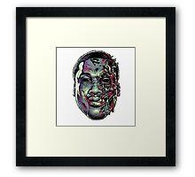 Meek Mill Zombie Framed Print