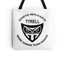 TYRELL Logo Tote Bag
