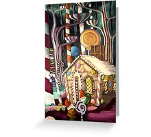 Candy Forest  Greeting Card