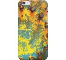 Metal Rust Texture iPhone Case/Skin