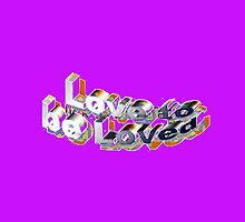 A Love to be Loved design by Dennis Melling