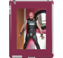 Troy - Latexed Up Against The wall iPad Case/Skin