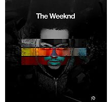 The Weeknd Photographic Print