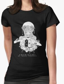 SHINIGAMI Womens Fitted T-Shirt