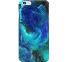 Abstract Watercolor Texture Painting iPhone Case/Skin