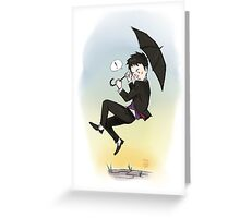 Ozzie Wouldn't Dare! Greeting Card