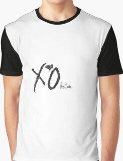 The Weeknd Logo Graphic T-Shirt