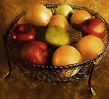Fresh Fruit Fresco by RC deWinter