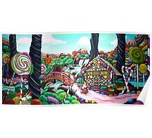 Candyland Poster