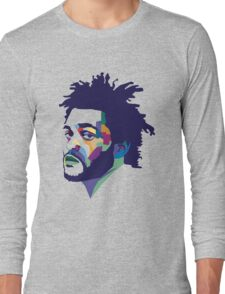 The Weeknd #HD Long Sleeve T-Shirt