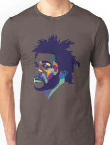 The Weeknd #HD Unisex T-Shirt