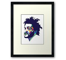 The Weeknd #HD Framed Print