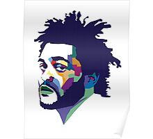 The Weeknd #HD Poster
