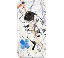PELUSA - Carrot lover iPhone Case/Skin