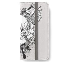 Life or Death iPhone Wallet/Case/Skin