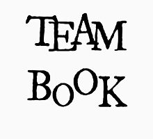 Team Book Blk Letter Unisex T-Shirt