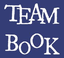 Team Book - White Letter by lunanshee