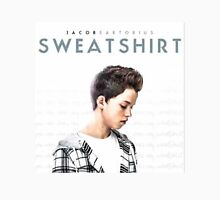 jacob sartorius sweatshirt song cover Women's Fitted Scoop T-Shirt