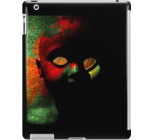 The porcelain doll of the storeroom iPad Case/Skin