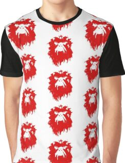 12 Monkeys - Terry Gilliam - Wall Drawing Red Graphic T-Shirt