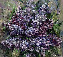Lilac aka Sirenka by Natalia Lvova