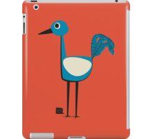 A Curious Bird iPad Case/Skin