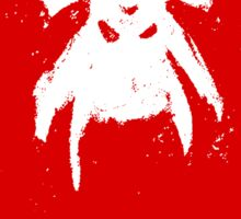 12 Monkeys - Terry Gilliam - Wall Drawing Red Sticker