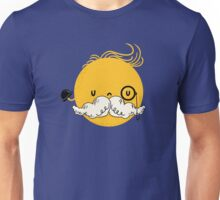 Sunny with a chance of Mustache Unisex T-Shirt