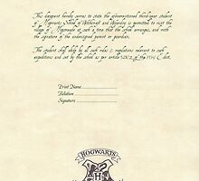 Hogsmeade permission by wickedarian